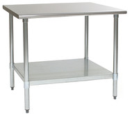 """Budget Series Work Table, 72""""W x 24""""D"""