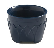 Fenwick™ Bowl; 5 oz.; insulated; double wall construction; ozone-safe urethane foam insulation; sculpture design; midnight blue (48 per case)