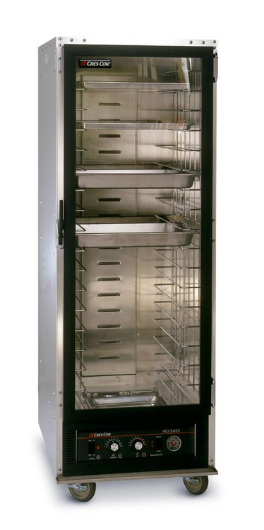 Cres Cor 121 Ph 1818d Mobile Proofer Holding Cabinet