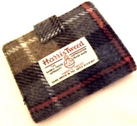 Harris Tweed Mens Wallet