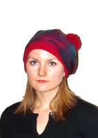 Edinburgh Cashmere Tammy Hat