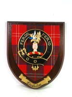Clan Crest Shield