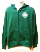 Celtic Football Club Zip-Up Hoodie