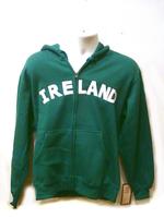 Ireland Zip-Up Hoodie