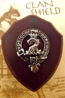 Clan Crest Badge Plaques