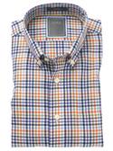 Enro Non-Iron Bristol Oxford Check Big & Tall Sportshirt