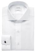 Enro Non-Iron Spread Collar Harrah Dobby Dress Shirt