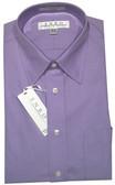 Enro Non-Iron Regular Collar Solid Dress Shirt