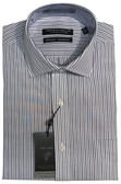 Forsyth of Canada Non-Iron Tailored Fit Long Sleeve Dress Shirt (8071-814)