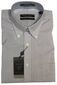 Forsyth of Canada Non-Iron Tailored Fit Long Sleeve Dress Shirt (8118-914)