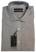 Forsyth of Canada Non-Iron Tailored Fit Long Sleeve Big/Tall Dress Shirt (8119-814)