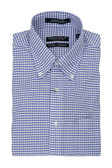 Forsyth of Canada Non-Iron Tailored Fit Long Sleeve Dress Shirt (8203-914)