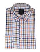 Fusion Sunshine Oxford Check Sportshirt