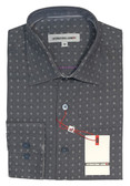 International Laundry Spread Collar Modern Fit Sportshirt - 9262