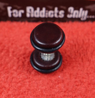 Wood Medium O-Ring Unplugs 8mm