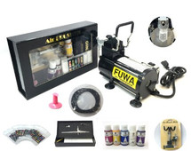 Fuwa Mini Airbrush Kit