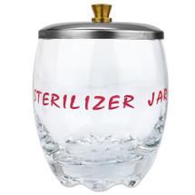 Sterilizer Jar with Metal Lid