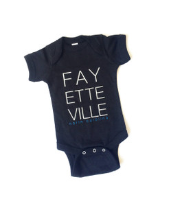 Fayetteville Onesie
