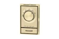 Honeywell T498A1778 Line Voltage Electric Heat Thermostat Beige