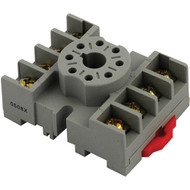 ICM ACS-8 8-pin octal plug-in base for plug-in phase monitors and timers