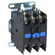 HONEYWELL DP3030B5003/U 3 Pole 30 Amp 120 VAC Power Pro Definite Purpose Contactor