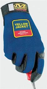 Yellow Jacket 10058 LARGE YJ MECHANIX GLOVES