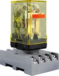 Tekmar 003 Relay 24 V (ac) coil