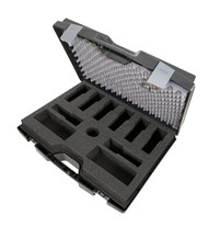 Parker  ZoomLock KLAUKE 8-PIECE JAW KIT CASE (J4-J18)