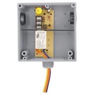FUNCTIONAL DEVICES FUNRIBTH1C Enclosed Relay Hi/Low sep 10Amp SPDT 10-30Vac/dc/208-277Vac