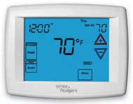 White Rodgers 1F95-1277 Big Blue Touchscreen Programmable Thermostat