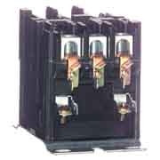Honeywell DP3040B 5001 120 Vac 3 pole Contactor