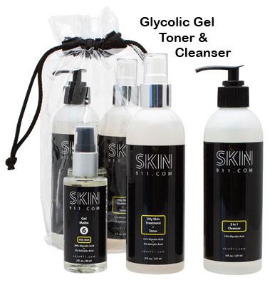 Glycolic Acid Skin Care