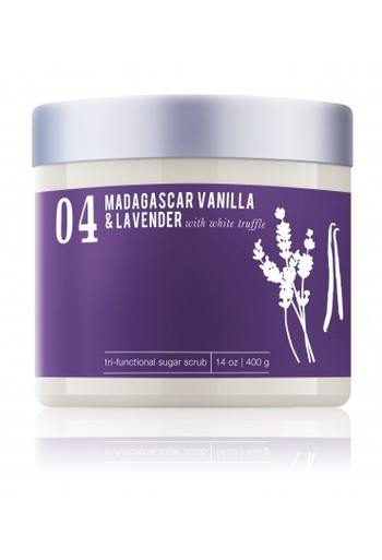 ME! Bath Sugar Scrub Madagascar Vanilla & Lavender