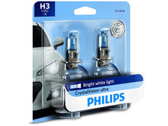 Enclosed package of Philips Crystal Vision H3