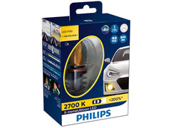 Package of Philips X-treme Ultinon 2700K LED