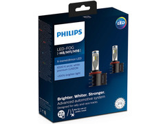 Package of PHILIPS H8/H11/H16 X-treme Ultinon