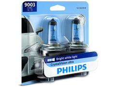 Enclosed package of Philips Crystal Vision H4/9003/HB2