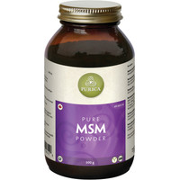 Purica MSM Powder, 300 g | NutriFarm.ca