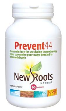 New Roots Prevent 44, 60 Capsules | NutriFarm.ca