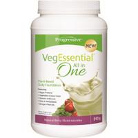 Progressive VegEssential Natural Berry, 840 g | NutriFarm.ca