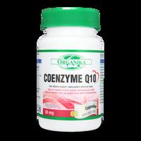 Organika Coenzyme Q10 30mg, 60 Capsules | NutriFarm.ca