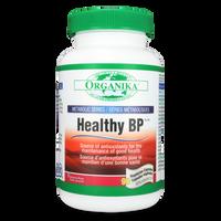 Organika Healthy BP, 90 Vegetable Capsules | NutriFarm.ca