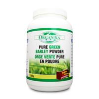 Organika Green Barley Powder, 500 g | NutriFarm.ca