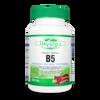 Organika Vitamin B5 (Pantothenic Acids), 90 Capsules | NutriFarm.ca