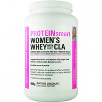 Lorna Vanderhaeghe PROTEINsmart with CLA Chocolate, 908 g