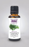 NOW Rosemary Oil, 30 ml | NutriFarm.ca