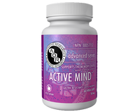 AOR Active Mind, 60 Vegetable Capsules | NutriFarm.ca