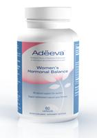 Adeeva Women's Hormonal Balance, 60 Capsules | NutriFarm.ca