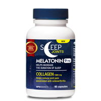 Genacol Sleep & Joint, 90 Capsules | NutriFarm.ca