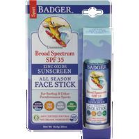 Badger Balms Sport Sunscreen Stick SPF 35, 18.4 g | NutriFarm.ca